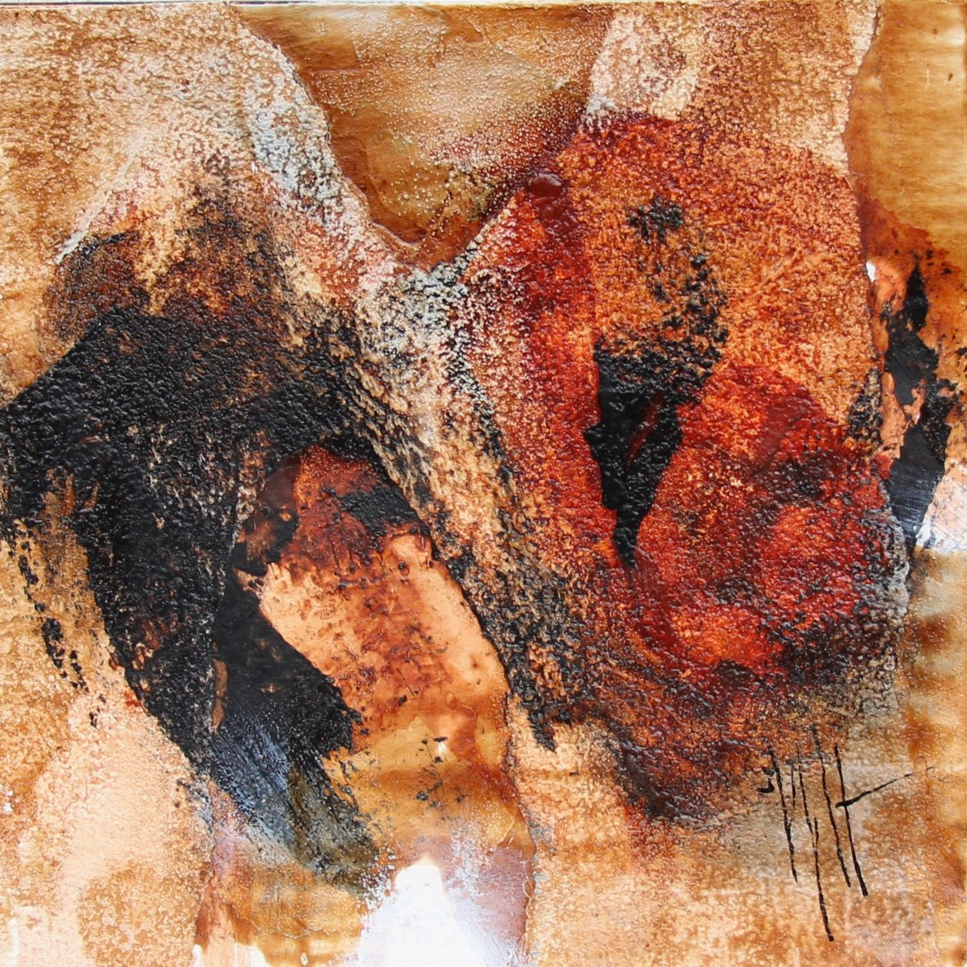 Isabelle Mignot - A nos silences brûlants (4)