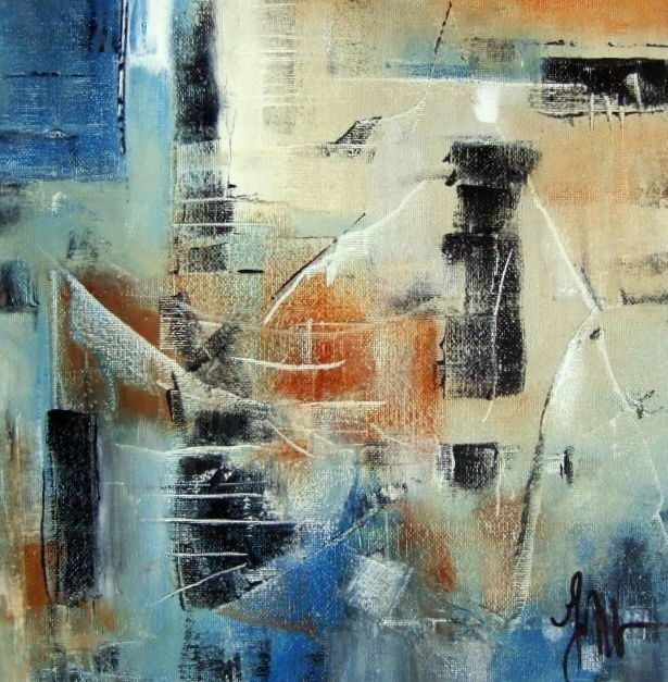 Isabelle Mignot - Abstrait 11