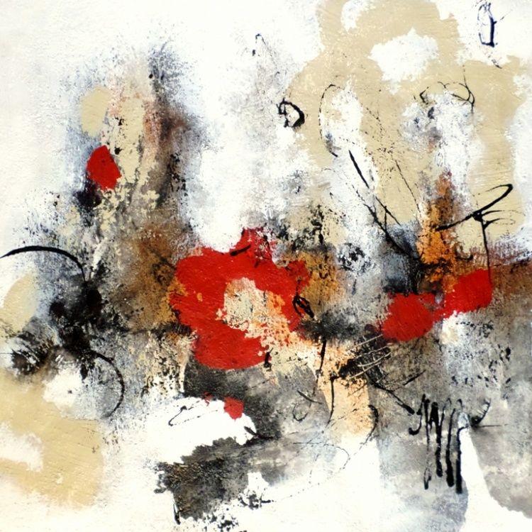 art abstrait exposition Paris
