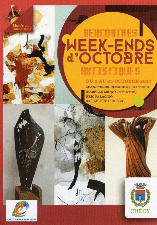 exposition,  peintures,  art,  abstrait,  Chécy,  Orléans,  musée de la tonnellerie