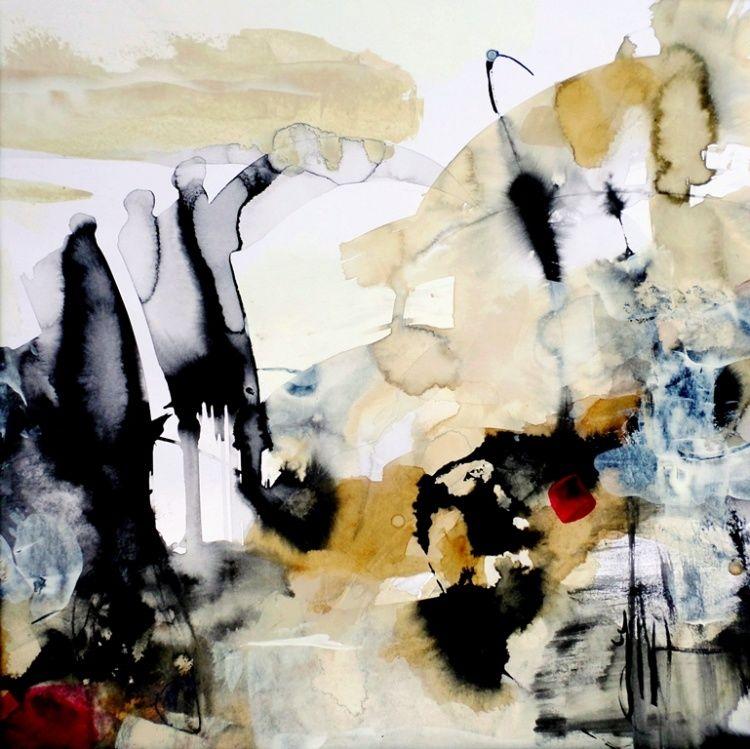 peinture,  art,  abstrait,  exposition,  Oise