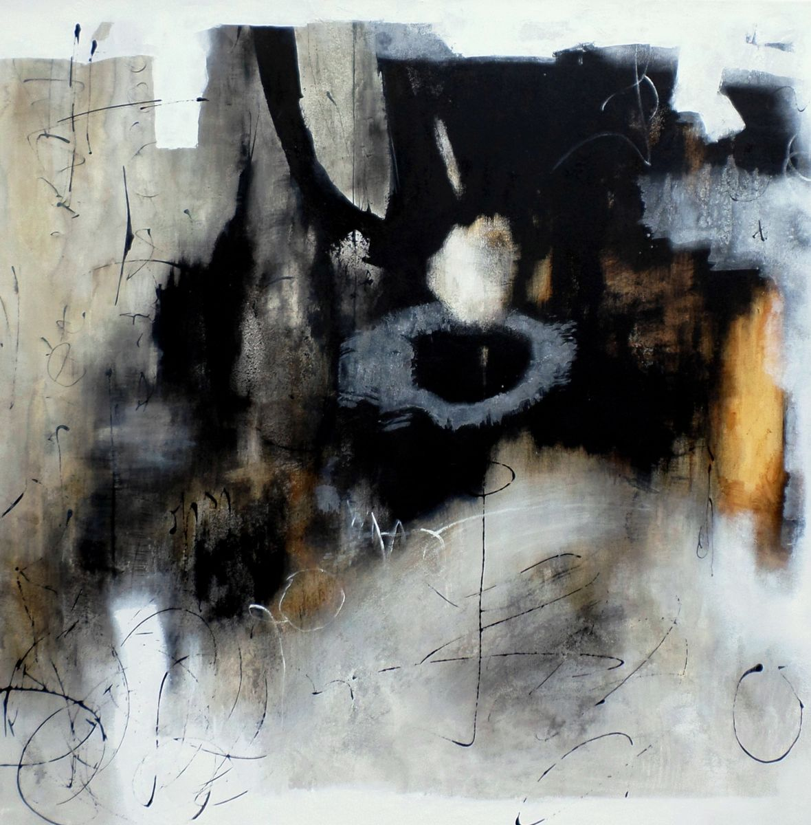 art, exposition, peinture, abstrait, Ermont, Val d'Oise