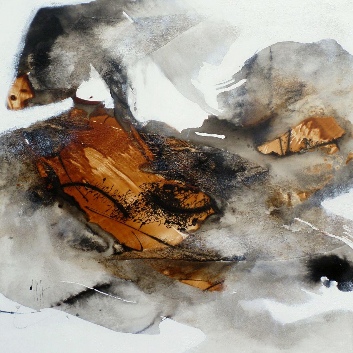 exposition, peinture, abstrait, Oise, Senlis